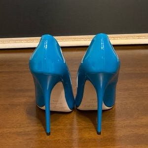 Jimmy Choo Shoes - Jimmy Choo Anouk Pump Turquoise 38.5 *BRAND NEW*!!
